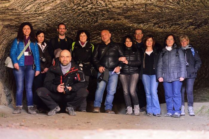 I grigi a Pitigliano e Sovana