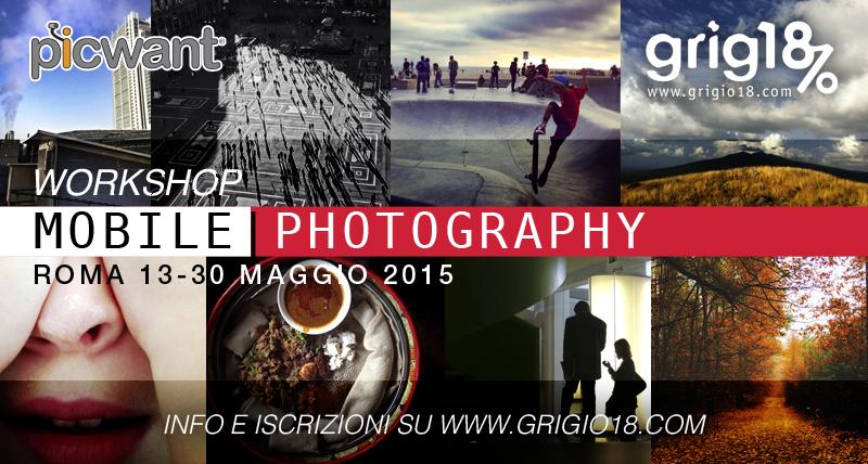 Workshop Mobile Photography