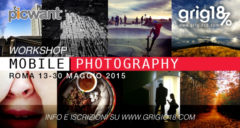Workshop Mobile Photography