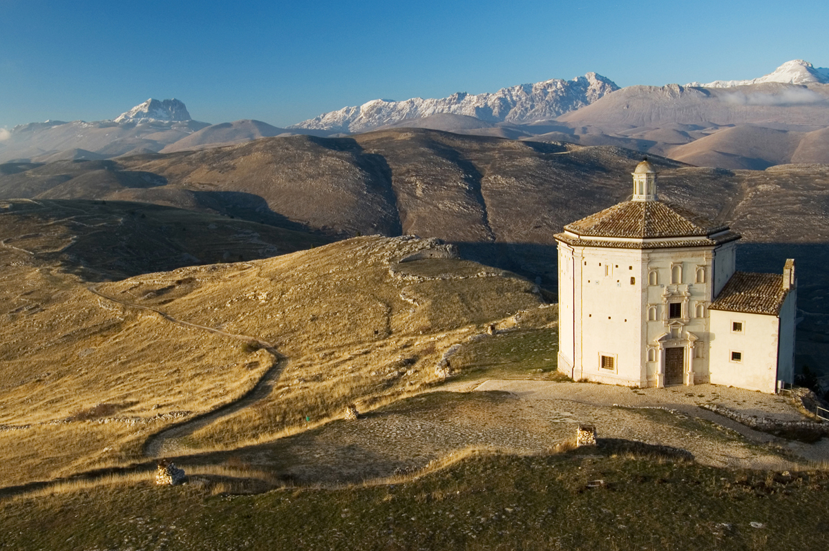 Chiesa Rocca Calascio