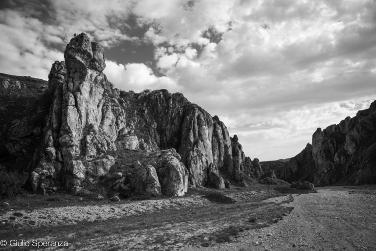 Canyon di Monte Bolza