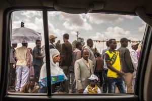 Giorgio Cosulich de Pecine - Driving in Addis